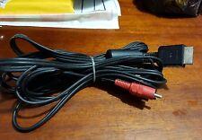 Genuine Sony Ps2 AV Cable Genuine TV Cord PS - FAST POST (B3)