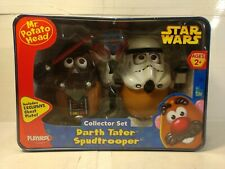 Playskool Star Wars Mr. Potato Head Collector Set Darth Tater Spudtrooper  t3136