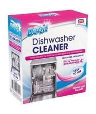 Duzzit Dishwasher Cleaner Freshener Powder Limescale & Detergent Remover 75g 1Pk