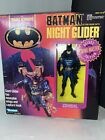 1990 Kenner Batman NIght Glider Vintage Never Opened