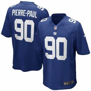 Nike NFL Kids New York Giants Jason Pierre-Paul #90 Game Team Jersey
