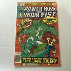 POWER MAN AND IRON FIST #66 Marvel Bronze Age Key 2nd Sabretooth Very Fine #B1