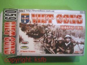 NEU 1:72 Orion #059 Vietnam Krieg Viet Cong Soldaten Kämpfer Vietkong Armee