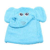Kids Shower Exfoliating Bath Gloves Massage Scrubber Shower Wash Skin Body W