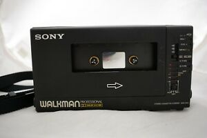SONY WM-D6C Walkman Professional Cassette Player Recorder