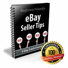 EBAY SELLER TIPS BOOK EBOOK PDF WITH RESELL RIGHTS FAST DELIVERY WITH BONUS BOOK