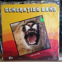 [SOUL/JAZZ]~NM LP~GENERATION BAND~Call Of The Wild~{OG 1984~TBA~Issue]
