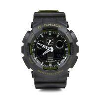 Orologio Casio G-Shock GA-100L-1AER Nero Verde Nuovo Originale Ufficiale