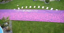 Original Stadionbanner  Euro 2012 Polen / Ukraine PGE Arena Danzig 9,50m x 1,73m