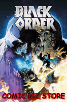 BLACK ORDER #1 (OF 5) (2018) 1ST PRINTING BAGGED & BOARDED MARVEL INFINITY WARS