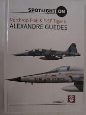 Northrop F-5E & F-5F Tiger II - Color Profiles - by Mushroom Model Publications