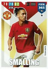 Panini Adrenalyn XL Fifa 365 2020 Team Mate Teammate No. 70 Chris Smalling