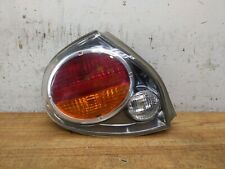 2003 NISSAN MAXIMA REAR LEFT DRIVER SIDE BRAKE STOP TAIL LIGHT LAMP 03 OEM