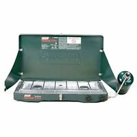 NEW Coleman Two Burner Propane Stove FREE SHIPPING