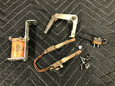 Williams Gorgar Pinball Machine Playfield Slingshot Coil Kicker Mech Assembly