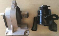 2pcSet Motor Mounts fit 2.5L 3.0L 2010 - 2012 Ford Fusion  Engine n MANUAL Trans