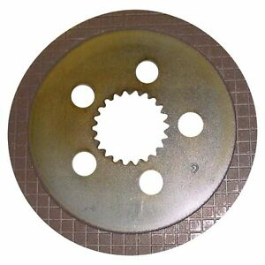 Brake Disc For Ford Holland Tractor 655 655A 555A 555B LOADER (22 Teeth)