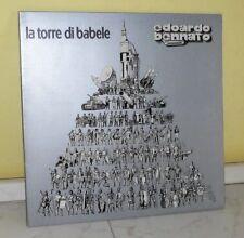 EDOARDO BENNATO LA TORRE DI BABELE ricordi 1976 LP VINILE 33 GIRI
