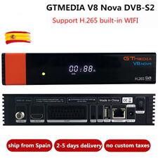 V8 upgrade Gtmedia V8 NOVA Satellite TV Receiver DVB-S2 Built-in WIFI