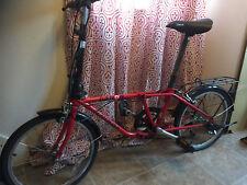 """Dahon Tailwind Folding Bike   16"""" Wheels   Easy project"""