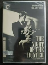 The Night of the Hunter (2-Dvd Set, 2010, Criterion) Robert Mitchum 1955 New