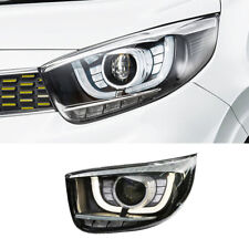 OEM Front LED Projection Head Light Lamp LH for KIA 2017-2019 Picanto / Morning