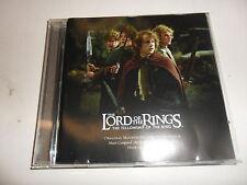 CD  Der Herr der Ringe - Die Gefährten | Soundtrack