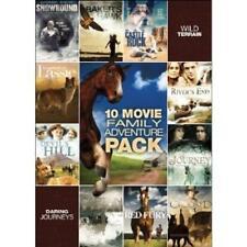 10-Film Family Adventure Pack DVD