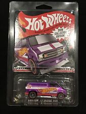 🟣2020 Collector Edition Hot Wheels Kroger Mail-In Custom '77 Dodge Van 🟣 1:64
