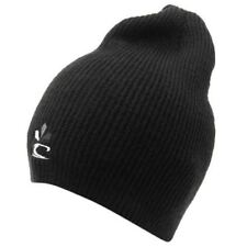 O'Neill Men's AC Solid Black Relax Beanie Hat  -  RRP £14.99