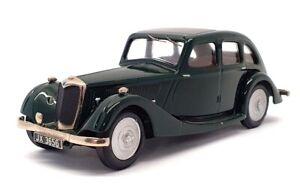 Somerville Models 1/43 Scale 129A - 1937 Riley Kestrel - Green