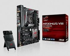 Asus ROG MAXIMUS VIII EXTREME GAMING Motherboard CPU i3 i5 i7 LGA1151 Intel DDR4