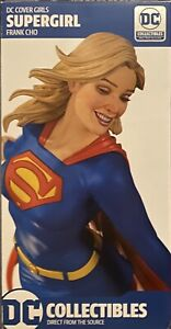DC Collectibles Direct Comics Cover Girls: Supergirl NEW! Frank Cho In Stock!