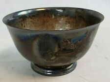 """Vintage WM Rogers Paul Revere Reproduction Silver Mixing Bowl Dish 5"""" GL4"""