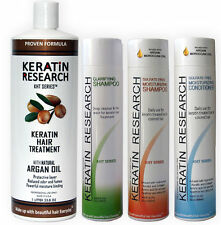 Brazilian Keratin Hair Treatment Kit complex formula XL 1000ml USA amazing hair