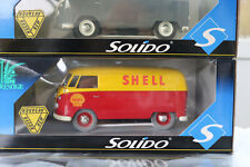 VW, Bus Transporter, T1, Solido 1:18, Bulli, SHELL Werbemodell,  very rare