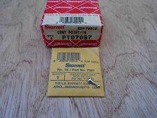 """STARRETT  PT0787  .120""""  BALL CONTACT POINT,FOR NO. 711F-G"""