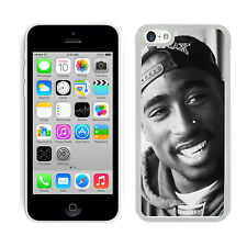 Tupac 2pac case fits Iphone 5c 5 c cover mobile protective (4) phone apple