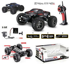 1:12 2.4G Remote Control 2WD Off-Road Monster Truck High Speed RTR RC Car Gifts