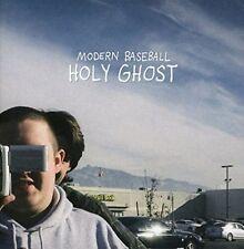 MODERN BASEBALL - HOLY GHOST * USED - VERY GOOD CD