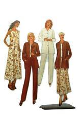 McCalls EASY Wardrobe pattern 2050 Long JACKET SKIRT TOP TROUSERS pants 12-16