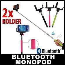 Built In Bluetooth Monopod Selfie Stick Rechargeable