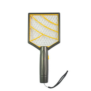 Mini Electric Bug Pest Insect Fly Wasp Handheld Racket Zapper Mosquito Swatter