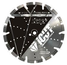 "16"" Turbo segmented general purpose diamond blade for concrete, brick, masonry."