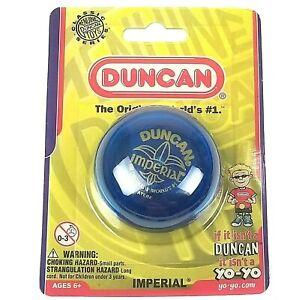 Duncan Imperial Blue YoYo Original Classic Series Yo-Yo Boys Girls Toy