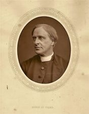 Victorian Photograph - WOODBURYTYPE - BISHOP of TRURO -1890