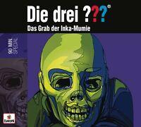 Die 3 ??? - Das Grab der Inka-Mumie (2017) 2CD Neuware