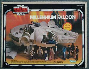 STAR WARS Kenner Millenium Falcon Vintage Original 1981