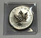 Einstein Privy E=MC2 2015 Canada 1 oz .9999 Fine Silver Reverse Proof Coin