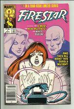 Firestar #1, 2, 3, 4 full run (Marvel 1985), Vf to Vf+, X-Men, Wolverine